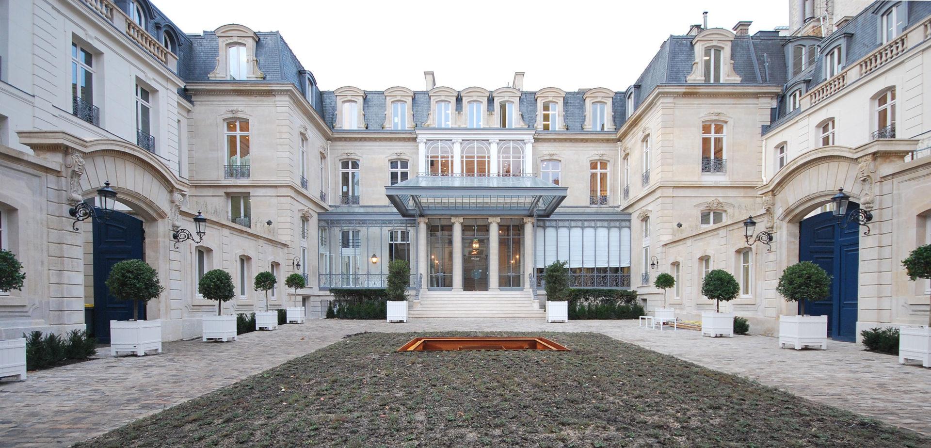 137 Faubourg saint Honoré 4